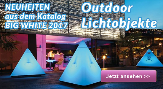 Outdoor Lichtobjekte